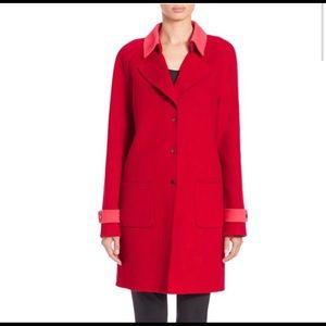 NWT Elie Tahari coat